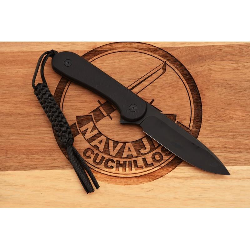 Civivi cuchillo Elementum negro